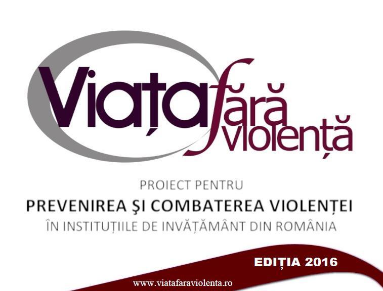 VIATA FARA VIOLENTA 2016