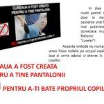 5 Campania Viata fara Violenta 2015 - Liceul Teoretic C.A. Rosetti