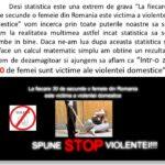 6 Campania Viata fara Violenta 2015 - Liceul Teoretic C.A. Rosetti