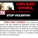 7 Campania Viata fara Violenta 2015 - Liceul Teoretic C.A. Rosetti