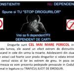 9 Campania Viata fara Violenta 2015 - Liceul Teoretic C.A. Rosetti