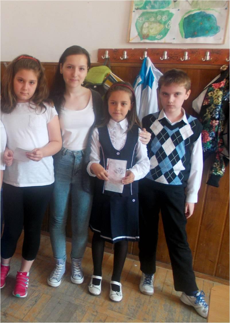 1 ECHIPA 3 – clasa a-IX-a C – Colegiul National Mihai Eminescu