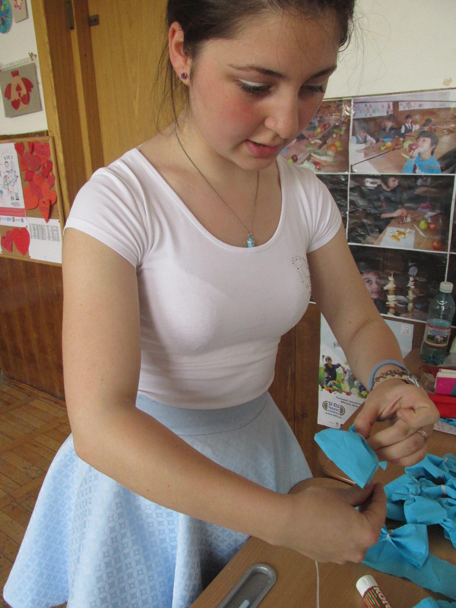 13 Proiect Viata fara Violena - Ana Hristea - clasa a-IX-a B – Colegiul National Mihai Eminescu