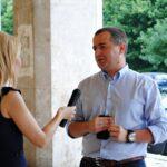 14 foto-interviu Dl. Eugen Chelemen - Redactor sef Romania TV