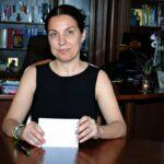 2 Foto-interviu Dna judecator Laura Andrei, Presedinte Tribunalul Bucuresti