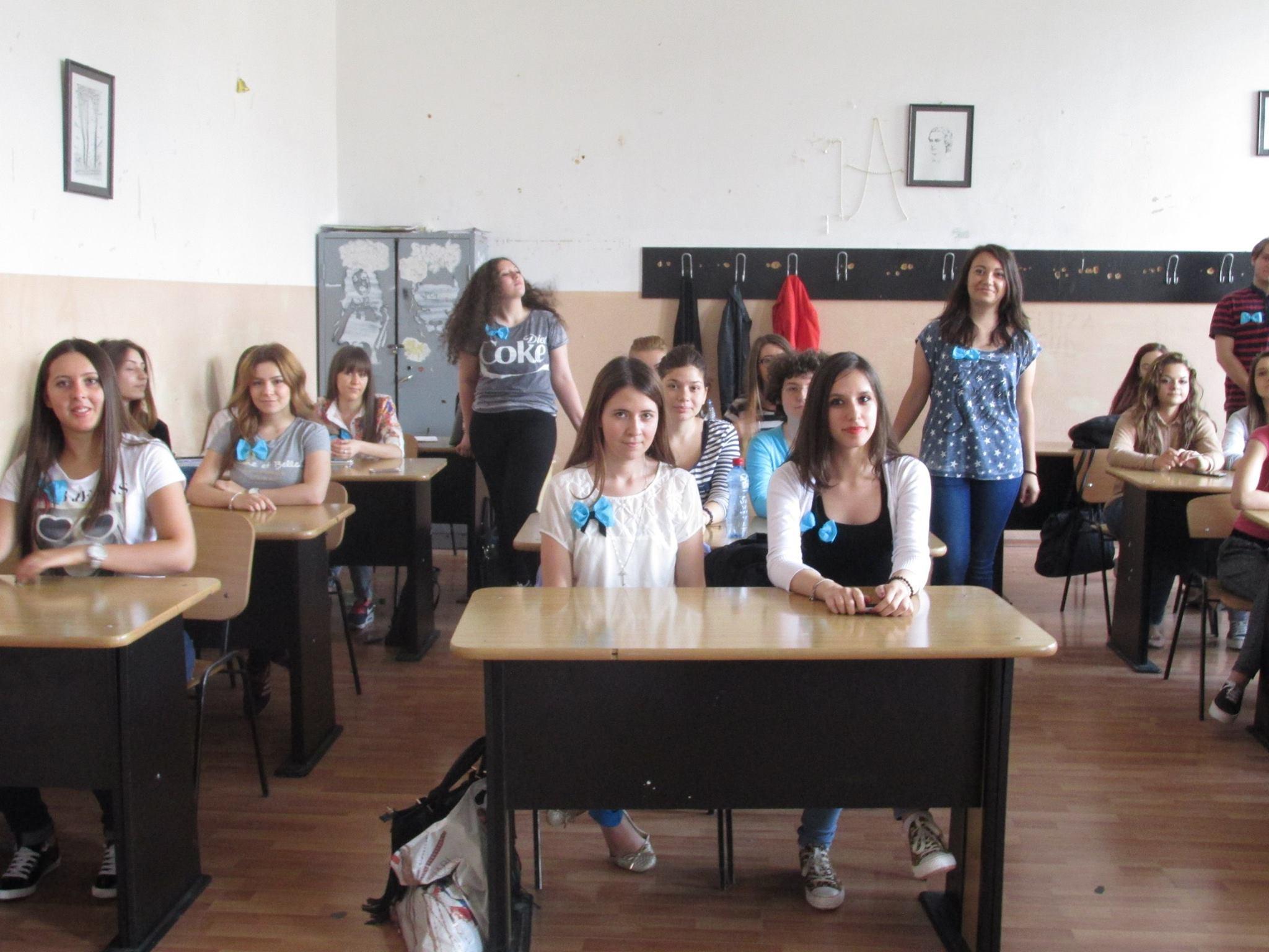 21 Proiect Viata fara Violena - Ana Hristea - clasa a-IX-a B – Colegiul National Mihai Eminescu