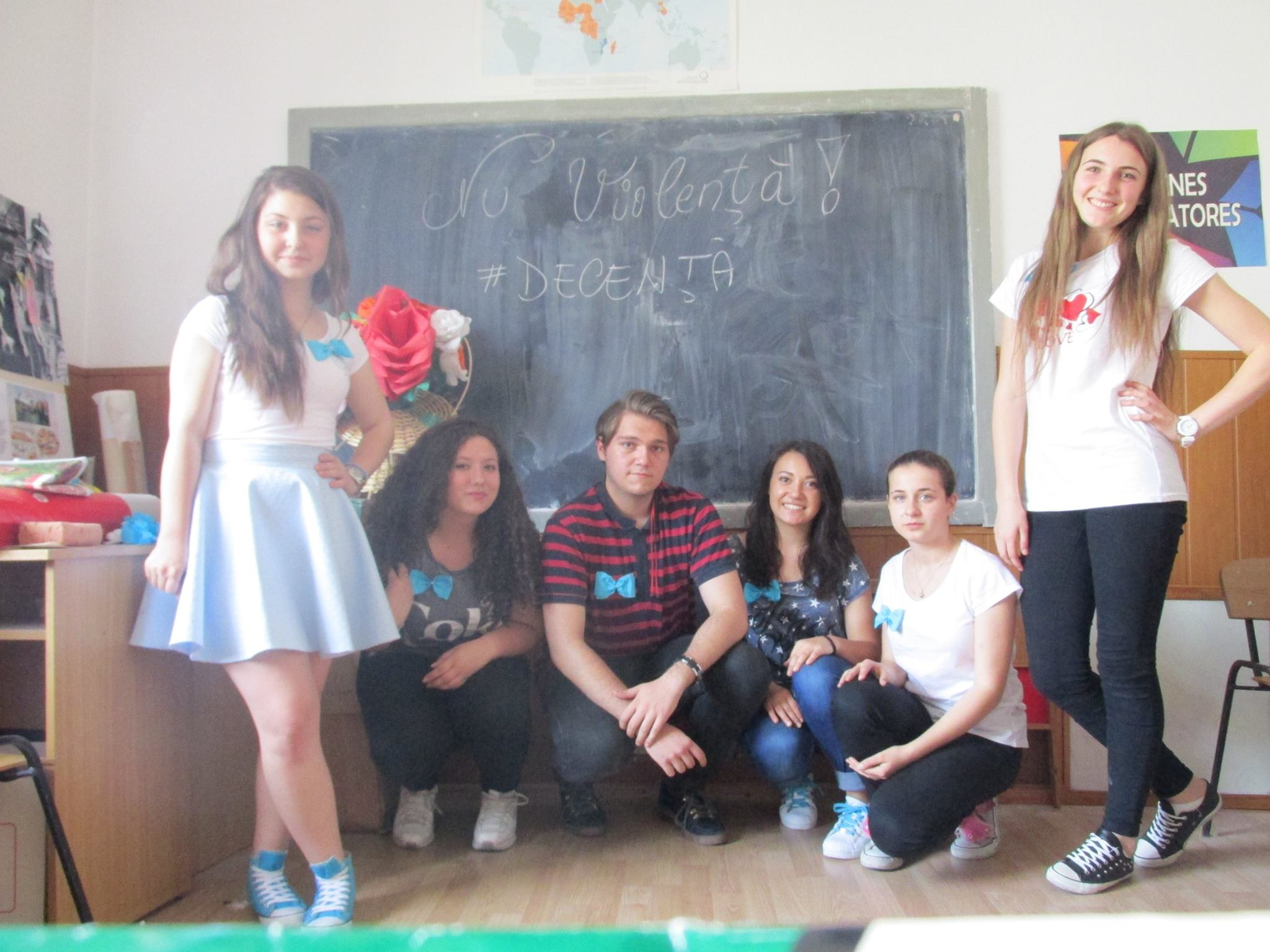 23 Proiect Viata fara Violena - Ana Hristea - clasa a-IX-a B – Colegiul National Mihai Eminescu