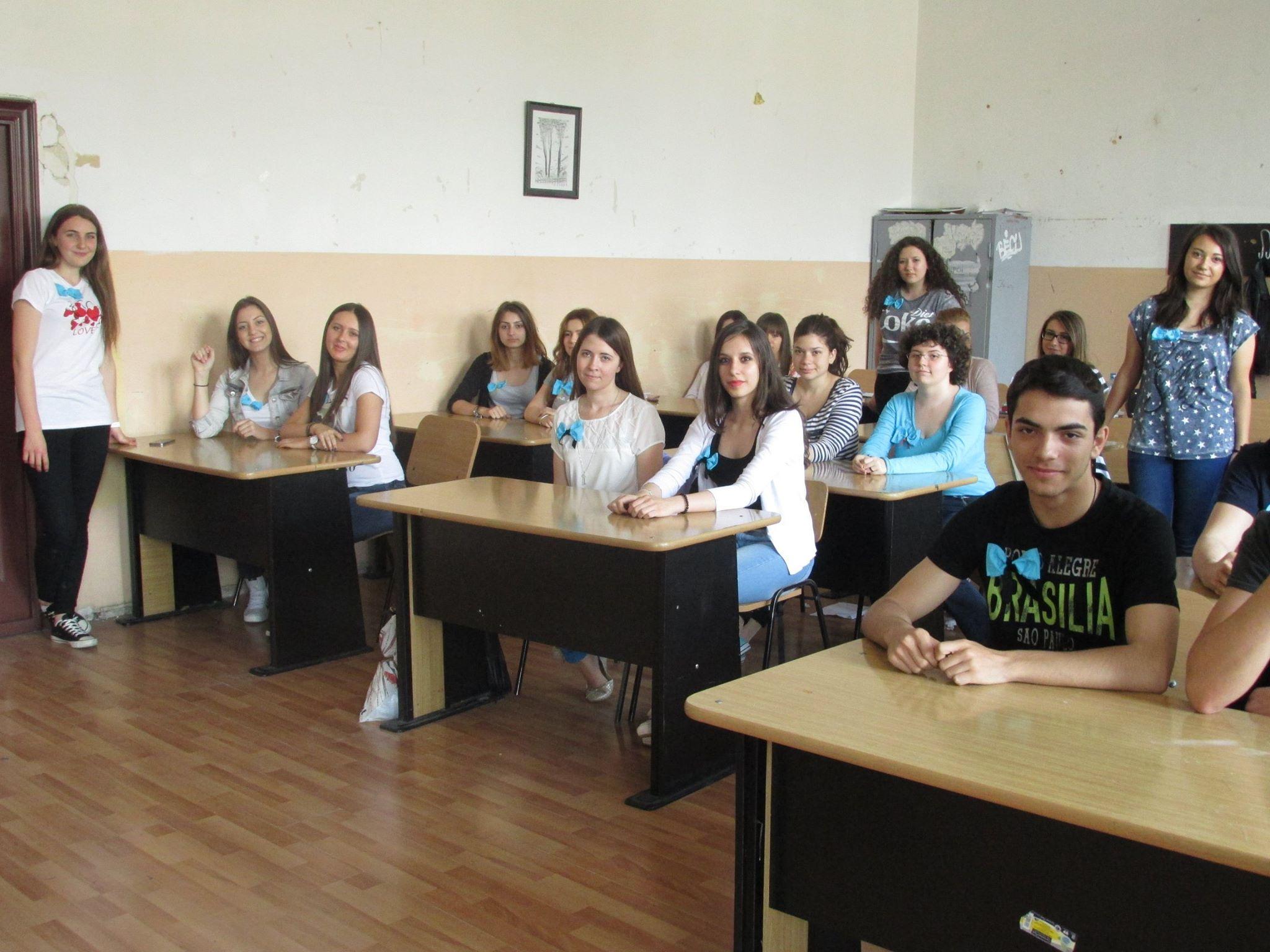 26 Proiect Viata fara Violena - Ana Hristea - clasa a-IX-a B – Colegiul National Mihai Eminescu