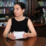 3 Foto-interviu Dna judecator Laura Andrei, Presedinte Tribunalul Bucuresti