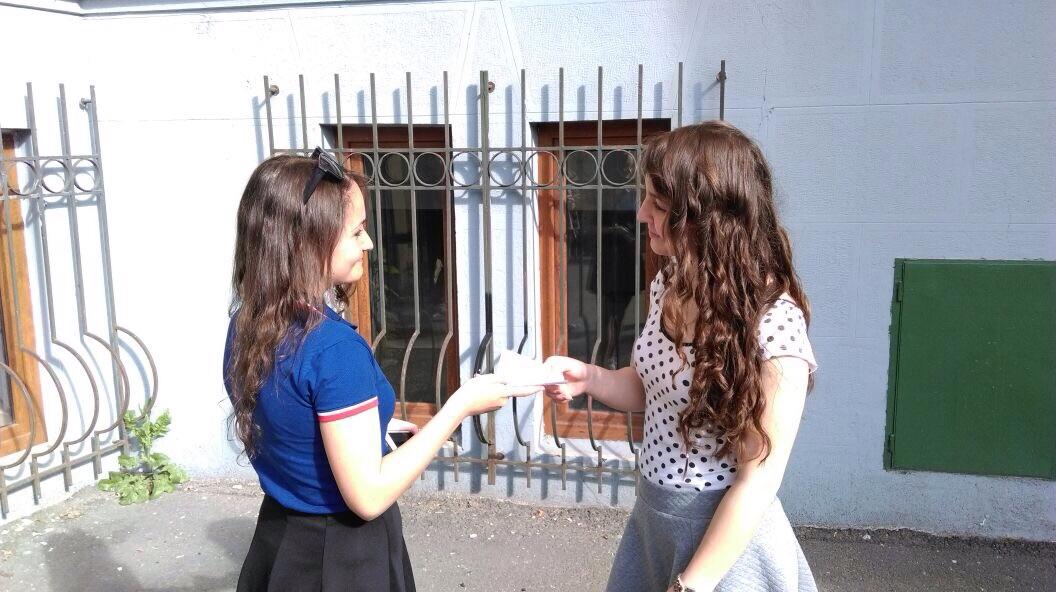 38 Proiect Viata fara Violena - Ana Hristea - clasa a-IX-a B – Colegiul National Mihai Eminescu