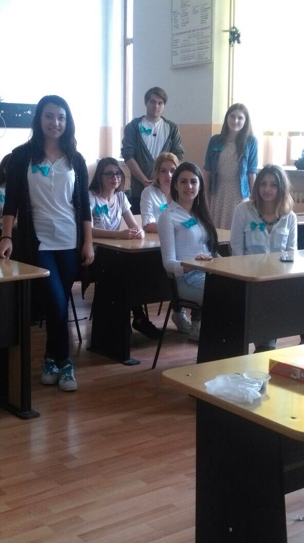 39 Proiect Viata fara Violena - Ana Hristea - clasa a-IX-a B – Colegiul National Mihai Eminescu