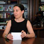 4 Foto-interviu Dna judecator Laura Andrei, Presedinte Tribunalul Bucuresti
