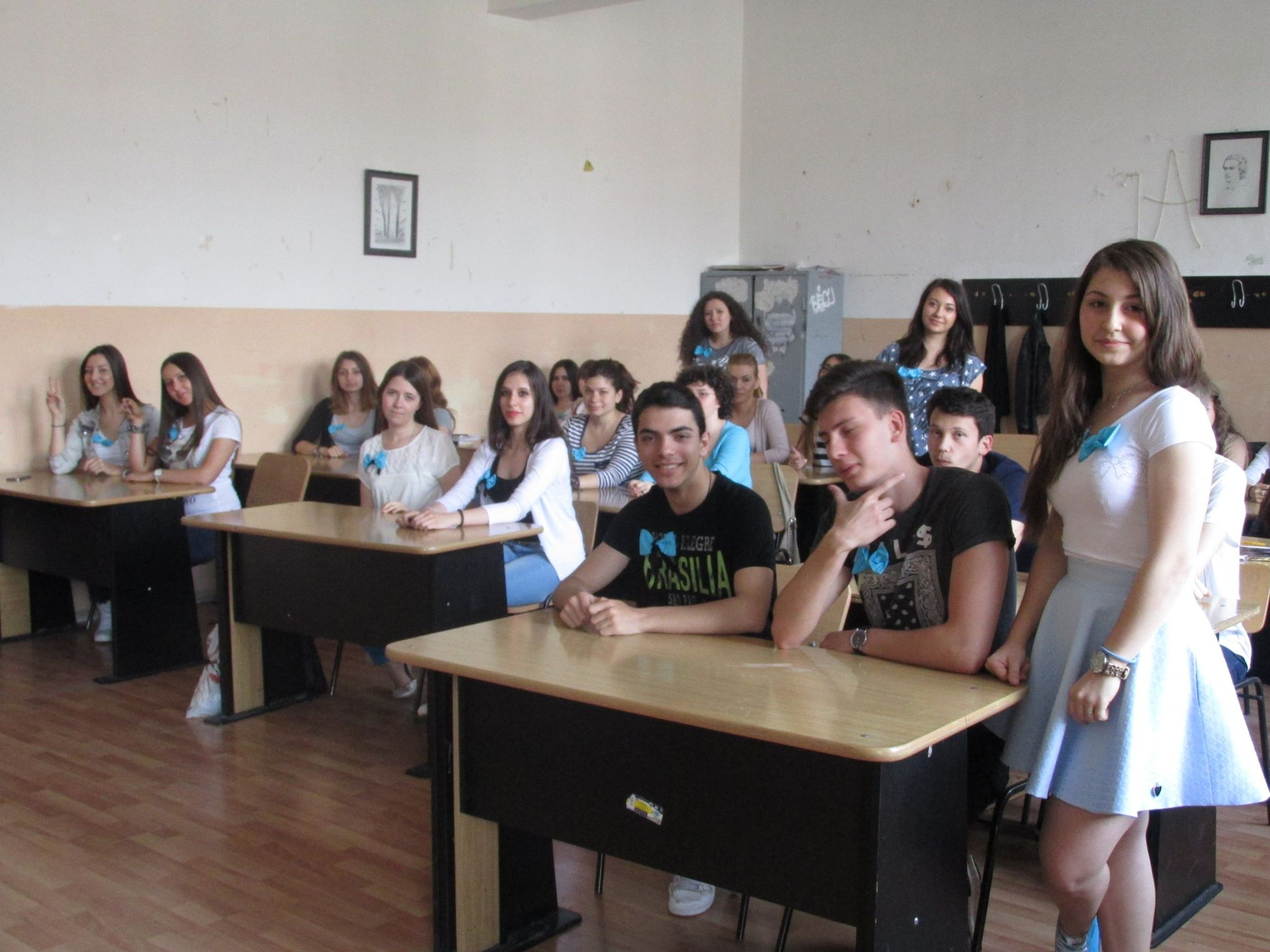 4 Proiect Viata fara Violena - Ana Hristea - clasa a-IX-a B – Colegiul National Mihai Eminescu