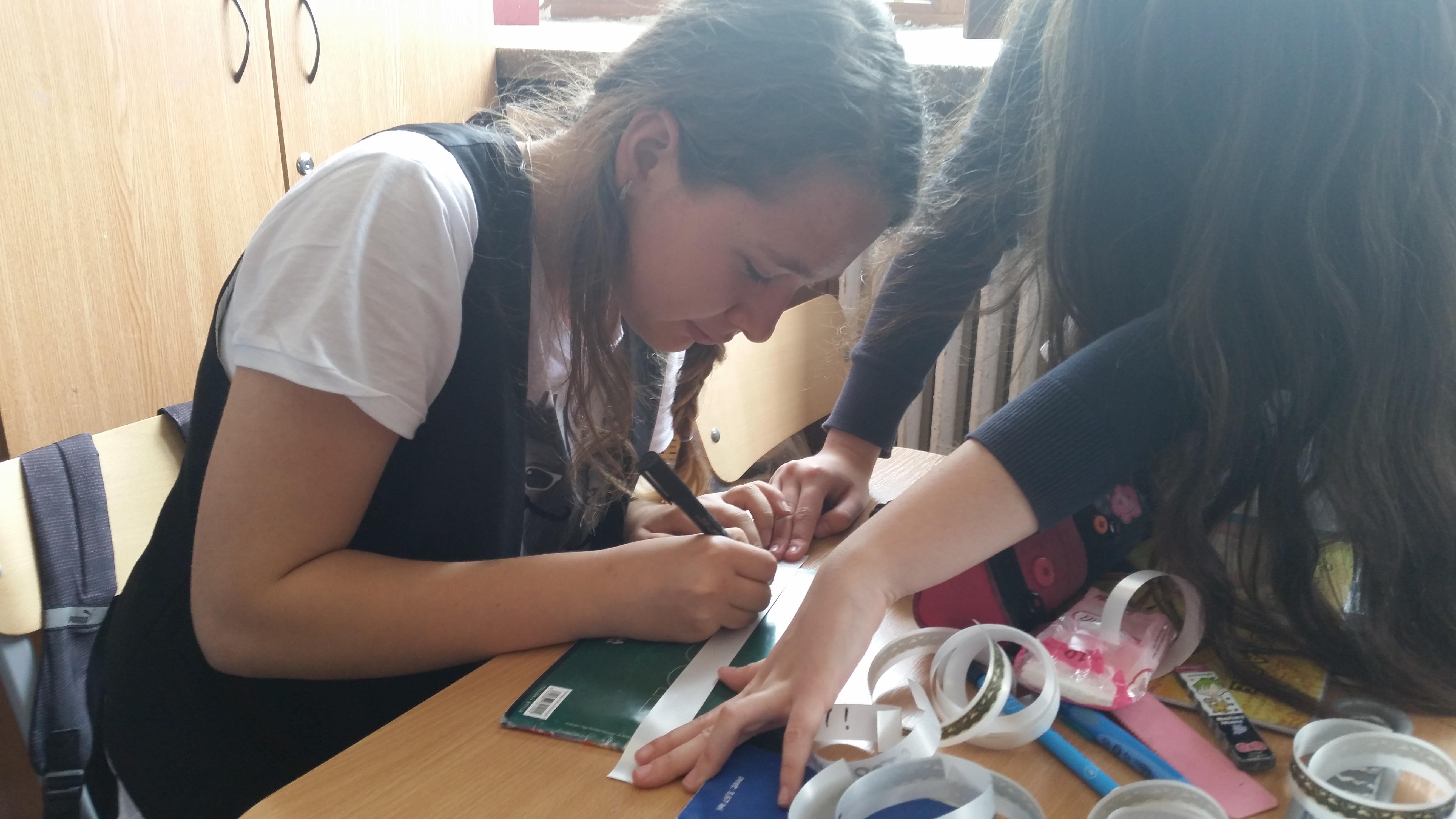 4 Proiect Viata fara Violena - Daria Belei - clasa a-IX-a B - Colegiul National Mihai Eminescu