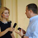 4 foto-interviu Dl. Eugen Chelemen - Redactor sef Romania TV