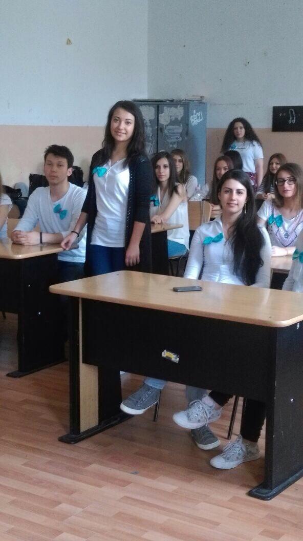 40 Proiect Viata fara Violena - Ana Hristea - clasa a-IX-a B – Colegiul National Mihai Eminescu