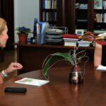 5 Foto-interviu Dna judecator Laura Andrei, Presedinte Tribunalul Bucuresti