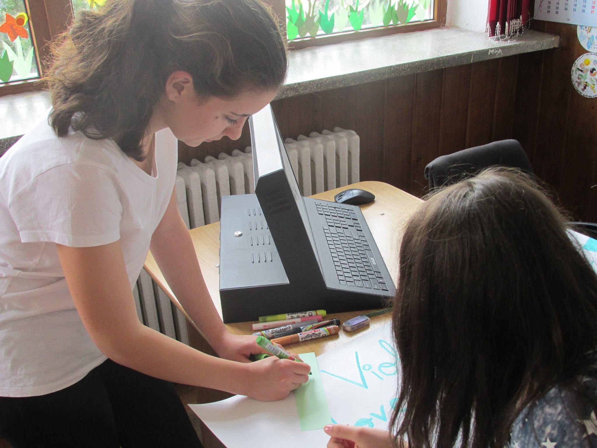 5 Proiect Viata fara Violena - Ana Hristea - clasa a-IX-a B – Colegiul National Mihai Eminescu