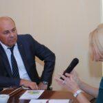 6  Foto-interviu Dl. Comisar sef de politie Voicu Mihai Marius, Director General DGPMB