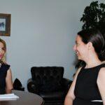 7 Foto-interviu Dna judecator Laura Andrei, Presedinte Tribunalul Bucuresti