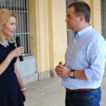 8 foto-interviu Dl. Eugen Chelemen - Redactor sef Romania TV