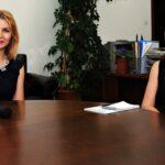 9 Foto-interviu Dna judecator Laura Andrei, Presedinte Tribunalul Bucuresti