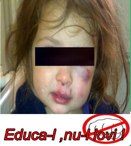Anti violenta asupra copiilor