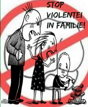 stop violenta in familie