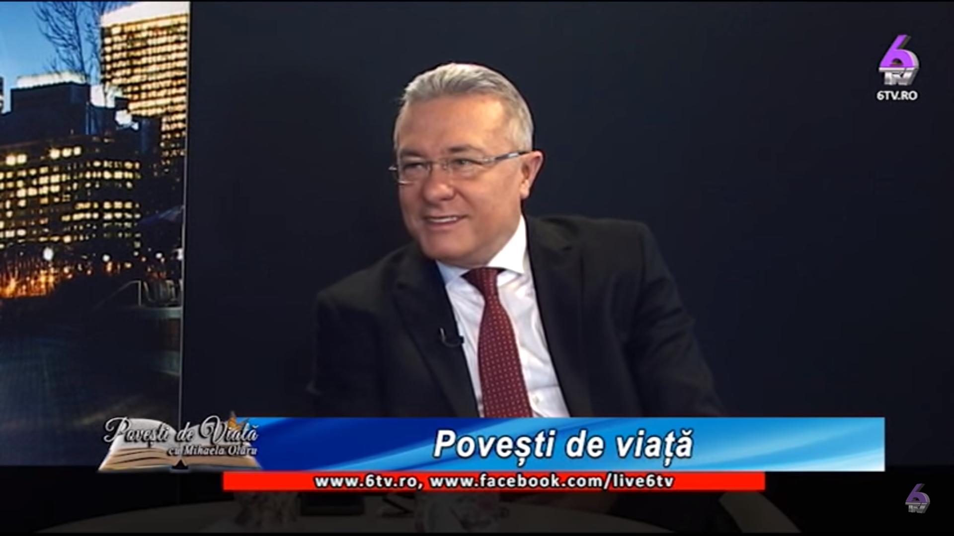 1. Ambasadorul Cristian Diaconescu
