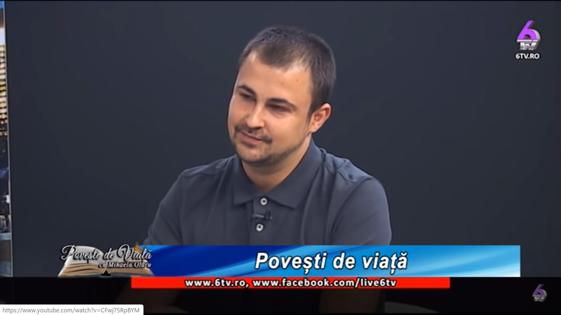 12. Profesor matematică Daniel Boboiceanu