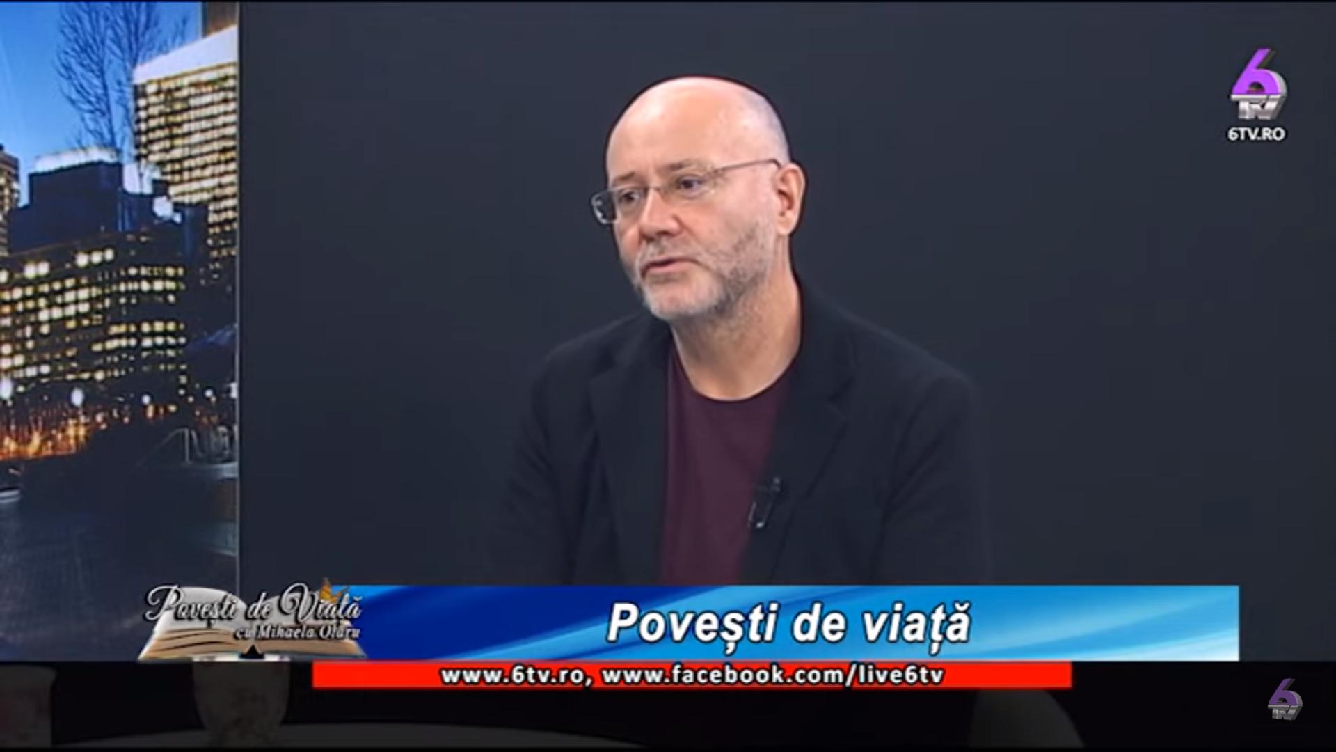 38. Regizor și Scenarist Liviu Săndulescu