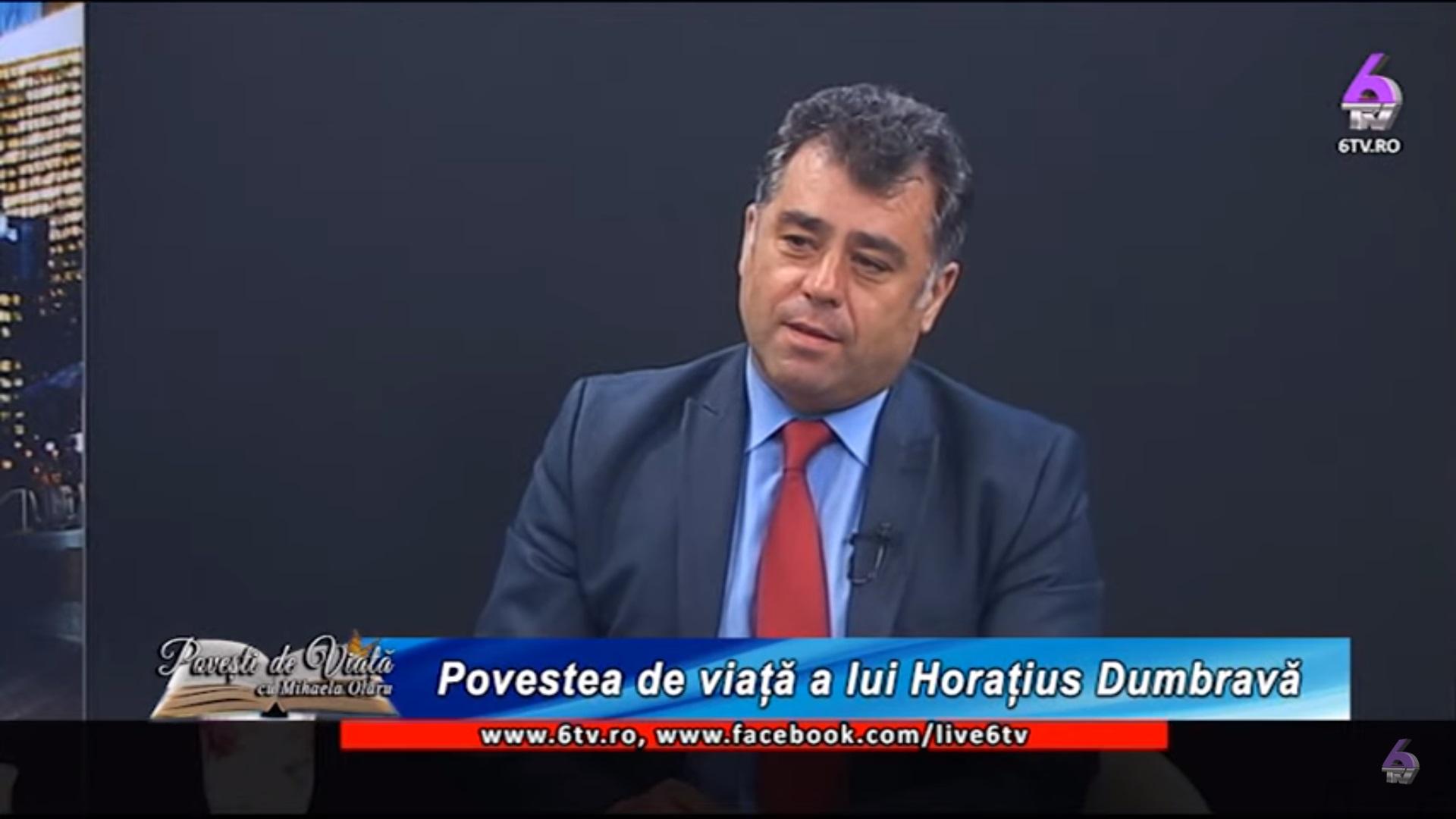 41. Judecătorul HORAȚIUS DUMBRAVĂ