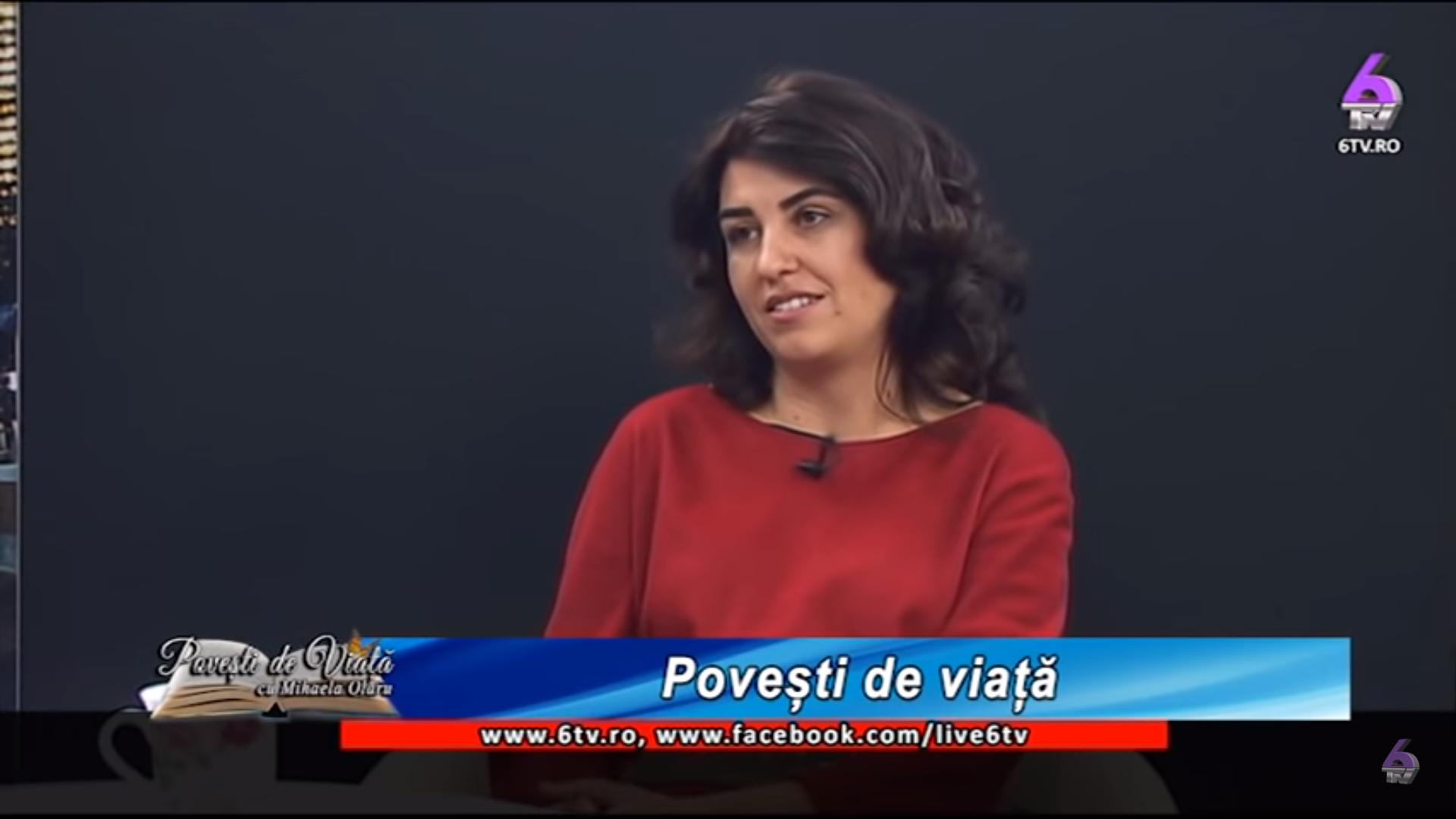 7. Doctor Anca Elena Ștefan - Institutul ANA ASLAN